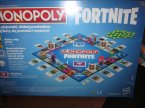 Gra Monopoly Fortnite, Gry