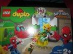 Lego Duplo, Marvel Spider-Man 10893 Spider-Man vs. Electro, klocki Lego Duplo, Marvel Spider-Man 10893 Spider-Man vs. Electro, klocki
