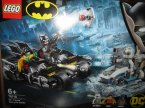 Lego Batman, 76118 Batcycle Battle, klocki