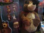 Masha and Bear, Masza i niedźwiedź, maskotki, figurki, maskotka, figurka, pluszak, pluszaki, zabawka, zabawki, lalka, lalki
