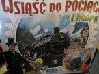 Gra Wsiąść do pociągu Europa, Gry planszowe
