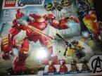 Lego Avengers, 76164 Hulkbuster Iron Mana kontra agenci A.I.M., 76152 Gniew Lokiego, klocki