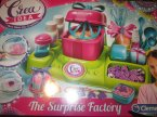 Fabryka Niespodzianek, The surprise Factory, zabawka kreatywna, zestaw kreatywny