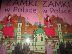 Książka, Zamki w Polsce, Połącz Kropki, Książki Książka, Zamki w Polsce, Połącz Kropki, Książki