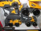Volvo, zabawki, koparka, wywrotka, spychacz i inne maszyny budowlane, zabawkowe