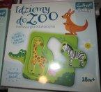 Trefl Baby, Idziemy do Zoo, Gra edukacyjna, Gry edukacyjne Trefl Baby, Idziemy do Zoo, Gra edukacyjna, Gry edukacyjne