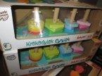 Trefl, Bobaski i Miś, Krokodylek Cyrylek, zabawki drewniane, zabawka drewniana Trefl, Bobaski i Miś, Krokodylek Cyrylek, zabawki drewniane, zabawka drewniana