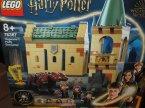 Lego Harry Potter, 76387 Hogwart spotkanie z Puszkiem klocki Lego Harry Potter, 76387 Hogwart spotkanie z Puszkiem klocki