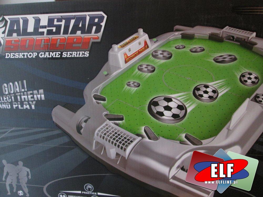 All-Star Soccer, Piłkarzyki, Gra, Gry
