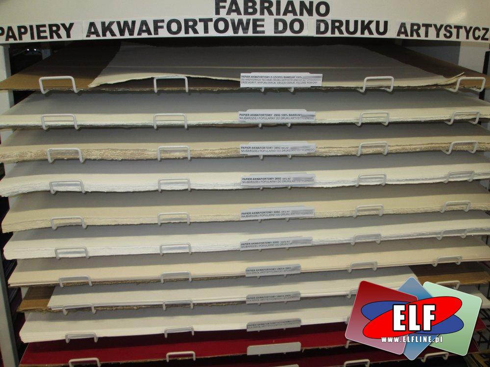 Papier Akwafortowy, z czystej bawełny, zwykły, unica i inne rodzaje, Papiery akwafortowe
