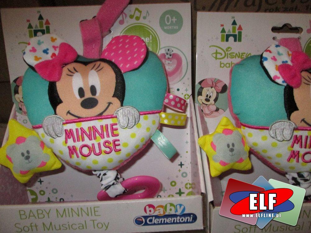 Baby Minnie, Miękka muzyczna zabawka