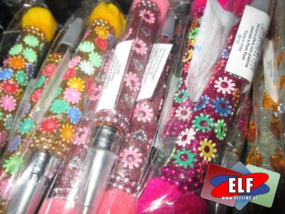 Długopis, Długopisy, Różne kształty