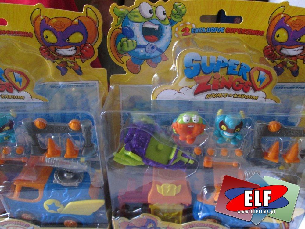 Super Zings, figurka, figurki