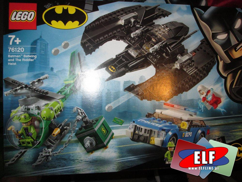 Lego Barman, 76120, klocki
