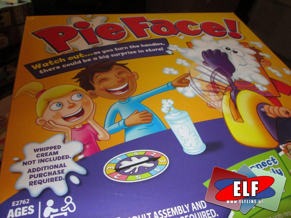 Gra, PieFace!, Gry zręcznościowe, zręcznościowa