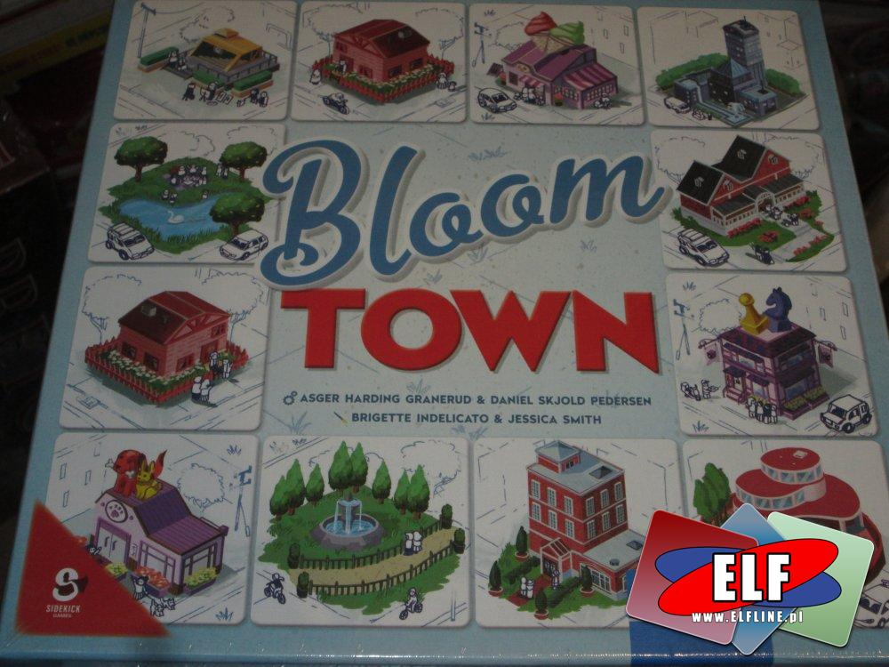 Gra Bloom Town, Gry
