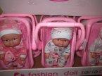 Fashipn Dool Series, Lalka bobas w nosidełku, lalki bobasy