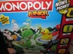 Gra Monopoly Junior, Gry, Moje pierwsze monoponly Gra Monopoly Junior, Gry, Moje pierwsze monoponly