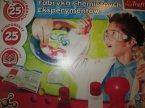 Trefl, Fabryka chemicznych eksperymentów, zestaw edukacyjny, zestawy kreatywne, zestaw kreatywny, zestawy edukacyjne