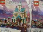Lego Disney, Frozen, 41167 Zamkowa wioska w Arendelle, klocki Lego Disney, Frozen, 41167 Zamkowa wioska w Arendelle, klocki