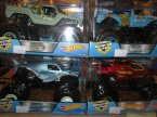 Hot Wheels, Monster Jam, Truck, samochód, samochody, HotWheels, terenowy, pojazd, pojazdy