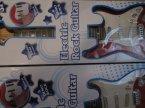 Gitara, instrument muzyczny, zabawka, instrumenty muzyczne, zabawki