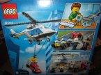 Lego City, 60243, Pościg helikopterem policyjnym, klocki