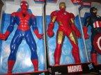 Marvel, Kapitan Ameryka, Czarna Pantera, Spiderman, Iron man, Hulk i inne figurki, figurka