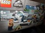 Lego Jurassic World, 75939, Laboratorium doktora Wu: ucieczka młodych, klocki Lego Jurassic World, 75939, Laboratorium doktora Wu: ucieczka młodych, klocki