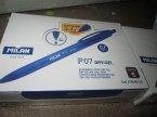 Milan P07 Długopis żelowy, szybkoschnący, długopis szkolny, długopisy szkolne