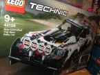 Lego Technic, 42109, klocki, Top Gear Rally Car Lego Technic, 42109, klocki, Top Gear Rally Car