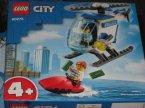 Lego City, 60275 Helikopter policyjny, klocki Lego City, 60275 Helikopter policyjny, klocki