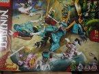 Lego Ninjago, 71746 Dżunglowy smok, klocki