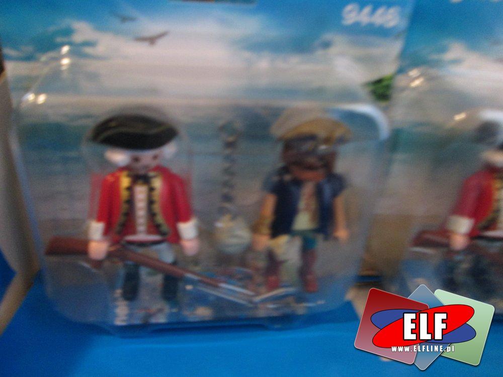 Playmobil, figurki piratów