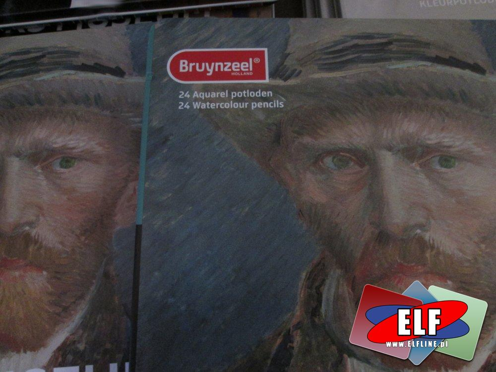 Bruynzell, akwarele, aquarel