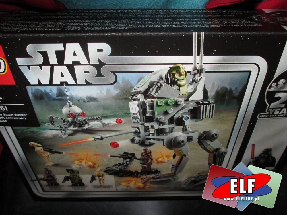 Lego Star Wars, 75242 Black Ace TIE Interceptor, 75239 Atak na generator na Hoth, 75241 Obrona Bazy Echo i inne klocki StarWars