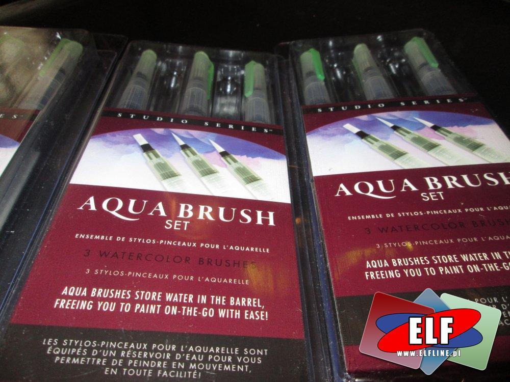 Aqua Brush, Wodne pędzelki w długopisie, pędzelek w długopisie