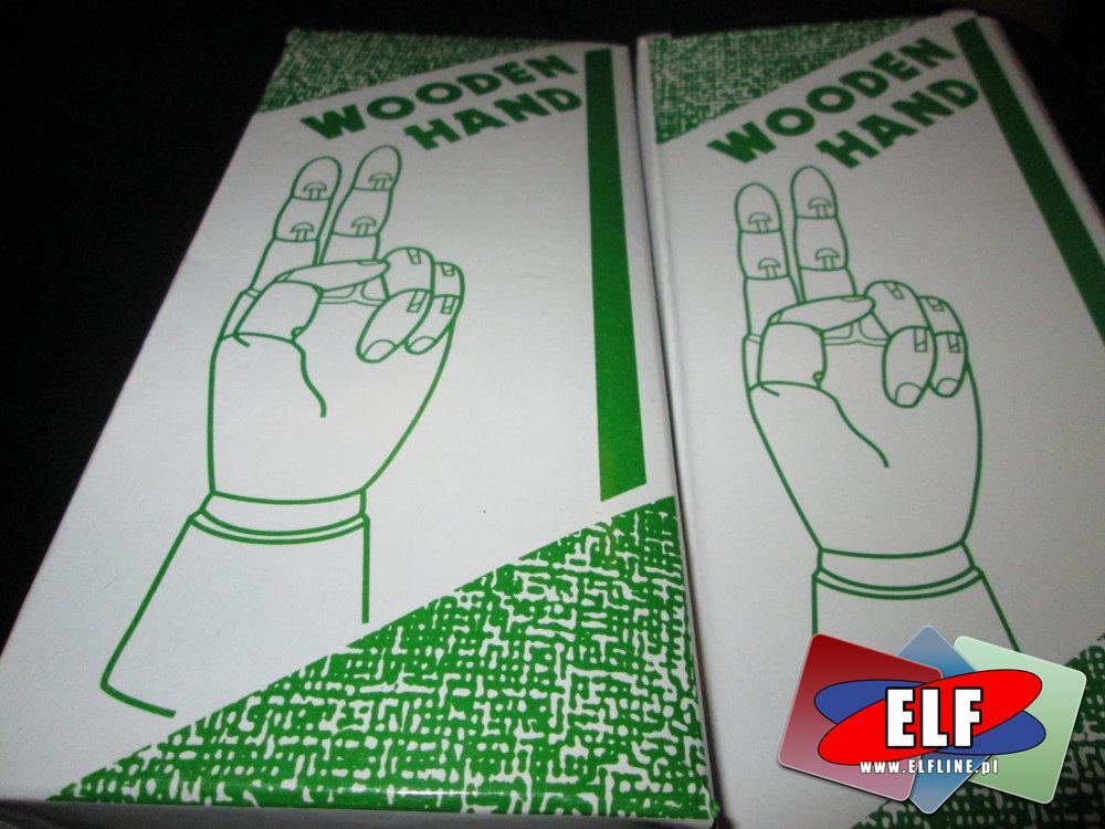 Wooden Hand, Drewniana ręka, zestaw dla artystów i plastyków, zestawy artystyczne, plastyczne