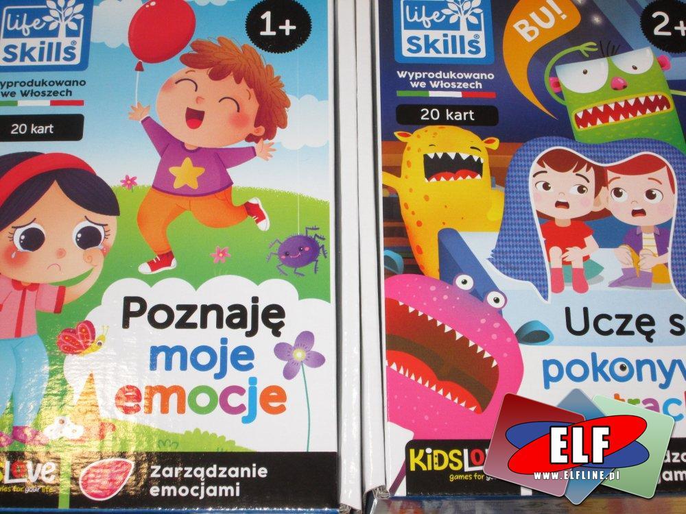 Litle Skills, Zzabawa edukacyjna i inne Książeczki edukacyjne, książeczka edukacyjna