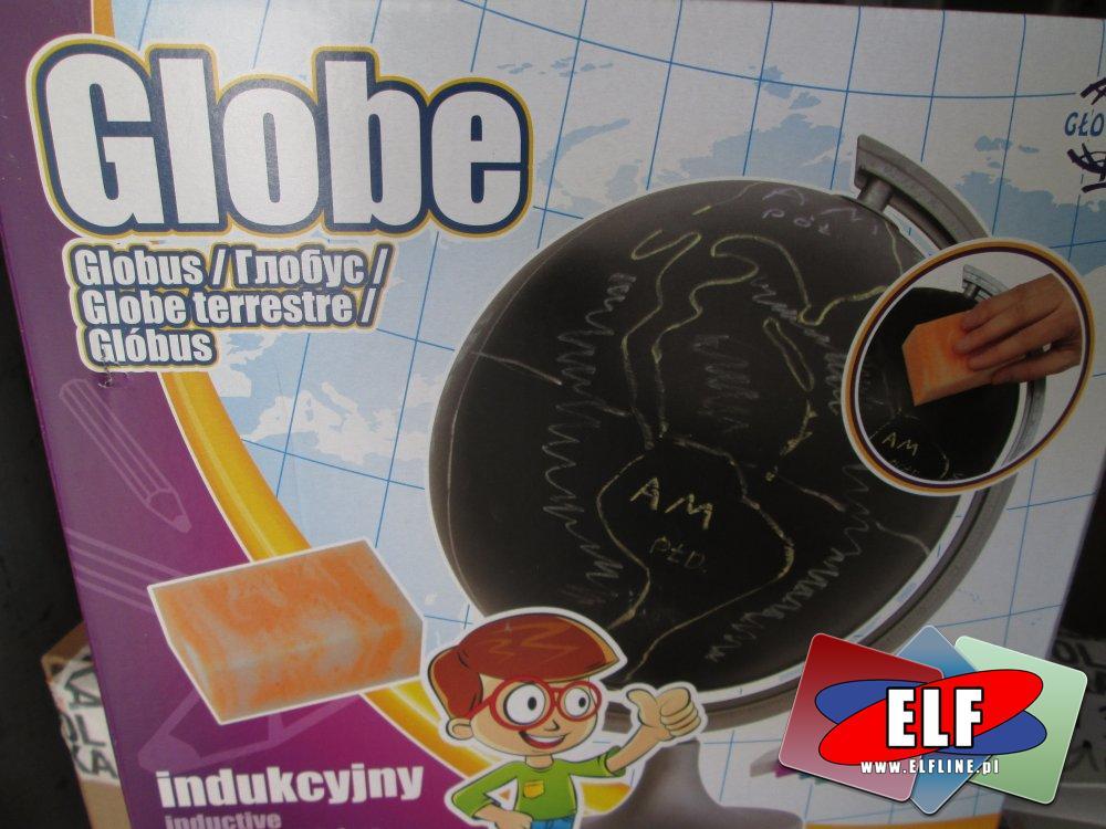 Globus Indukcyjny, Globus do rysowania kredą, Edukacyjne, Szkolne