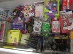 Laleczki Polly Pocket, Kulki magnetyczne, Magic Ring i inne zabawki