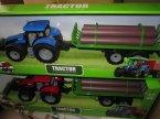 Tractor, Traktor, Traktory z przyczepa, zabawka, zabawki