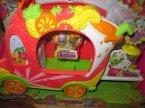 Shopkins Samochód, Zawiera 2 ekskluzywne Shopkinsy i inne akcesoria i zabawki Shopkins