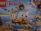 Lego Friends, 41376 Na ratunek żółwiom, klocki Lego Friends, 41376 Na ratunek żółwiom, klocki