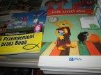 Podręczniki do niemieckiego, religii, dla szkoły podstawowej itp. Podręcznik szkolny, szkolne p... Podręczniki do niemieckiego, religii, dla szkoły podstawowej itp. Podręcznik szkolny, szkolne podręczniki, elementa...
