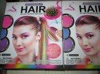 Designable Hair, Zestaw do stylizacji fryzur i makijażu, zestaw piękności, zestawy piękności