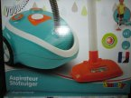 Odkurzacz dla dzieci, zabawkowy, zabawka, zabawki, zestawy do sprzątania, odkurzacze