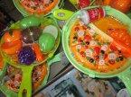 Plastikowa żywność, jedzenie, do zabawy, w dom, sklep, restaurację, zabawkowa żywność, zabawka, zabawki