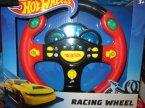 Hot Wheels, Racing Wheel, kierownica kierowcy wyścigowego, HotWheels, kierownice, zabawka, gra, zabawki, gry