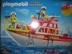Playmobil 70147, City Action, Statek straży pożarnej Playmobil 70147, City Action, Statek straży pożarnej